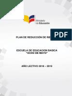 Plan de Riesgos 2018-2019