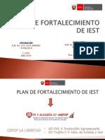 IEST_Plan de Fortalecimiento de 2016
