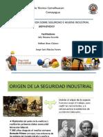 Curso de   normas Seguridad 1 en trabajos industriales