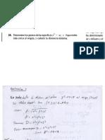 Distancia minima dos puntos de una superficie