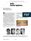 The orthodontic sports protection appliance (JCO, Vol. XLIV, Number 1, 2010)