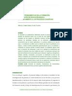 Texto 10. Retos y Problemáticas en La Formación de Docentes de Educación Básica.