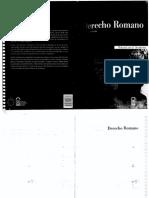 DERECHO ROMANO - FRANCISCO SAMPER POLO.pdf