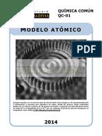 Modelo Atómico (Materia)