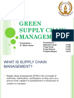 greensupplychainmanagementprsentedbymanishapoojapoojaandpriyanka-160403163028