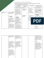 Project - Matriz de Consistencia