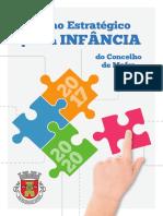 Plano Estratégico para a Infância 2017_2020