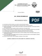 Investigador Policia Civil SP