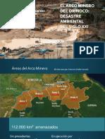 Conferencia Del Grupo Orinoco - El Arco Minero Del Orinoco - Desastre Ambiental Del Siglo XXI- Pedro García Montero