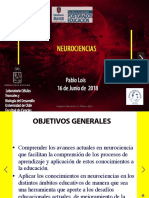Primera Clase Neurociencias 2018 Version Light(1)