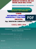 Maestria en Ingenieria Civil Probabilidad y Distribucion de Probabilidad - Copia