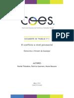 De Gaulejac, V. - El conflicto a nivel psicosocial.pdf