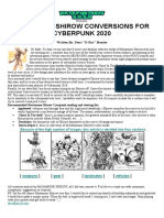 Cyberpunk 2020 - Datafortress 2020 - Shirow Punk Conversions.pdf