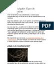 5 tipos de reverberación