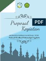 Proposal Kegiatan Mubaligh Hijrah Final