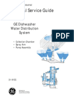 ADW GHD GSD GSM HDA Water Distribution System 31-9155