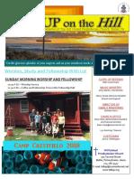 Newsletter August 2018 Website