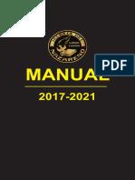 Manual 2017-2021 - Spanish