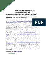 D. Leg. N° 276 Ley de Bases de la Carrera Administrativa (1).pdf