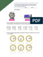 Guía Reloj