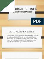 Autoridad en Linea