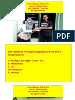 Wa 085725142100 Info Magang 2018, Magang SMK 2018