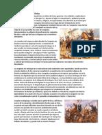 Conquistadores Españoles Trabajo