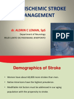 Stroke Management JPT
