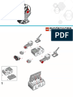 Instrucciones Gorilla Lego Ev3