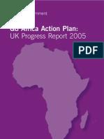 Uk Africa Action Progress