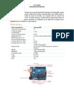 Manual sencillo de uso de arduino