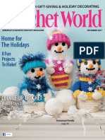 Crochet World 01 December 2017