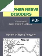 4. Peripheral Nerve Disorders (Dr. Ken)