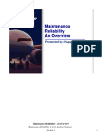 Boeing. Maintenance Reliability. An Overview.pdf