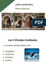 Virtudes Cardinal Es