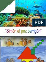 simón el pez barrigón