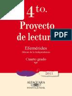 Proyecto en Efemérides 4