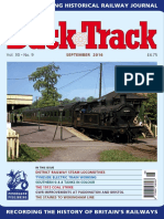 Backtrack - September 2016