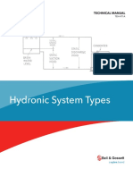 Hydronic System Types