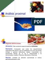 ANALISIS PROXIMALES