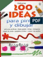 200 ideas para pintar y dibujar.pdf
