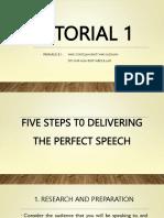 Tutorial 1