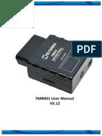 FMB001 User Manual v0.12