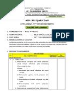24.Analisis Jabatan Lilis Komalasari, Amd.keb