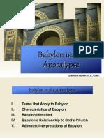 Babilônia No Antigo Testamento