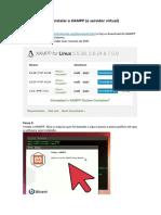 Instalando o Xampp no Linux
