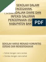 PERAN SEKOLAH DALAM PENCEGAHAN, PENGENDALIAN DIARE DAN.pptx