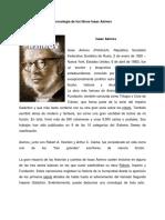 Cronología de Los Libros Isaac Asimov