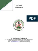 Panduan Code Blue Cover