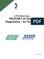 PROFINET IO Device Diagnostics Overview1